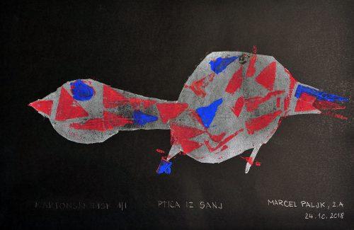 Marcel Paljk: Ptica iz sanj