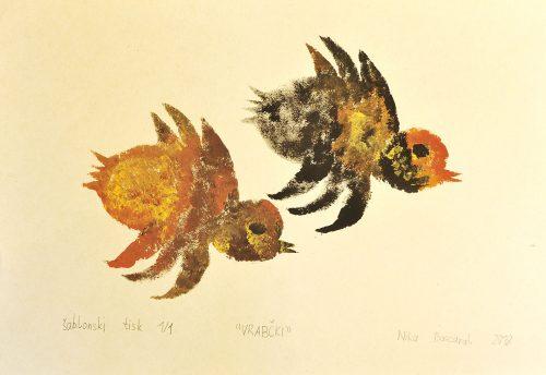 Nika Boscarol: Vrabčki