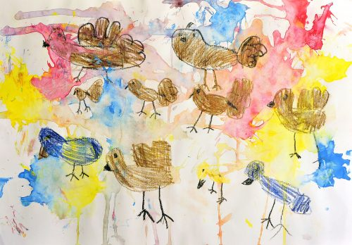 Ula Gerbec: Ptice se selijo
