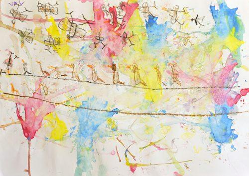 Val Štimac: Ptice se selijo