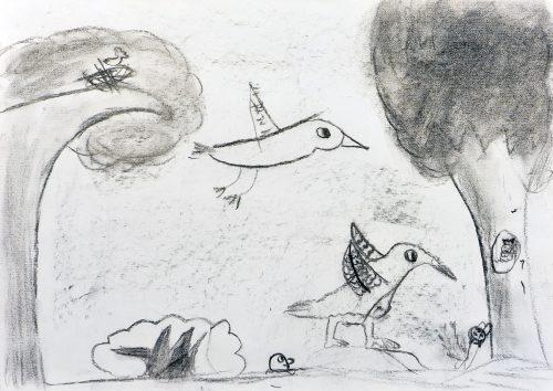Filippa Viola Scarpa: Skrivnostni svet ptic