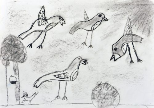 Sofija Kogoj: Skrivnostni svet ptic
