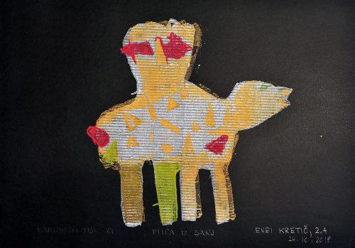 Enei Kretič: Ptica iz sanj