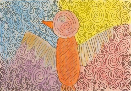 Nena Grilc: Ptica