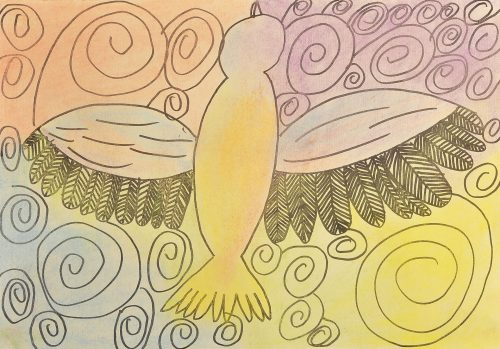 Ema Hudolist: Ptica