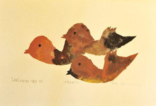 Ema Željan: Vrabčki