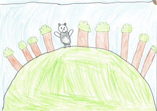 Ana Pejičič: Če bi bila panda