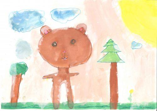 Angelika Barbo: Medved