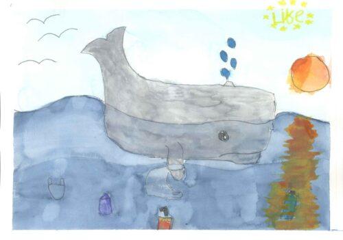 Blaž Žebalc: Onesnaževanje oceanov