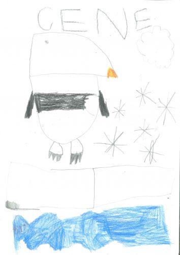 Cene Cvahte: Če bi bil pingvin