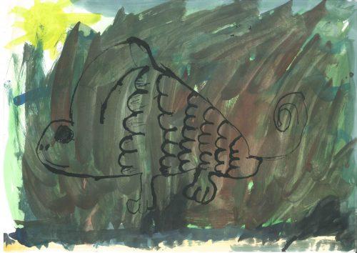 Enej Gosak: Kameleon v džungli