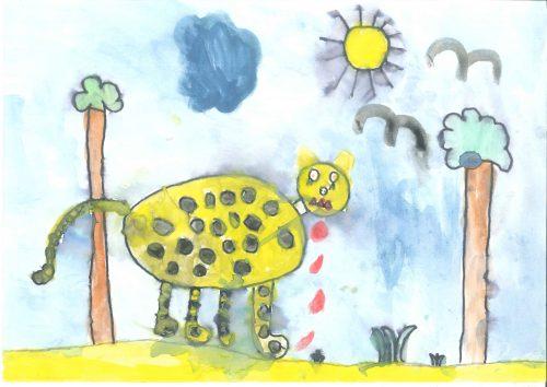 Jan Gričar: Gepard
