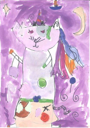 Kaja Logar: Domišljijska žival