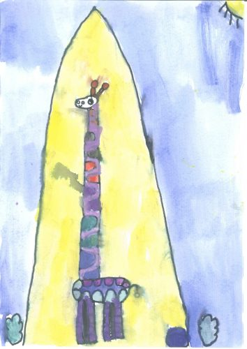 Maša Mrak: Žirafa