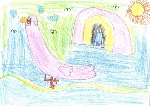 Manca Benedik: Če bi bila flamingo