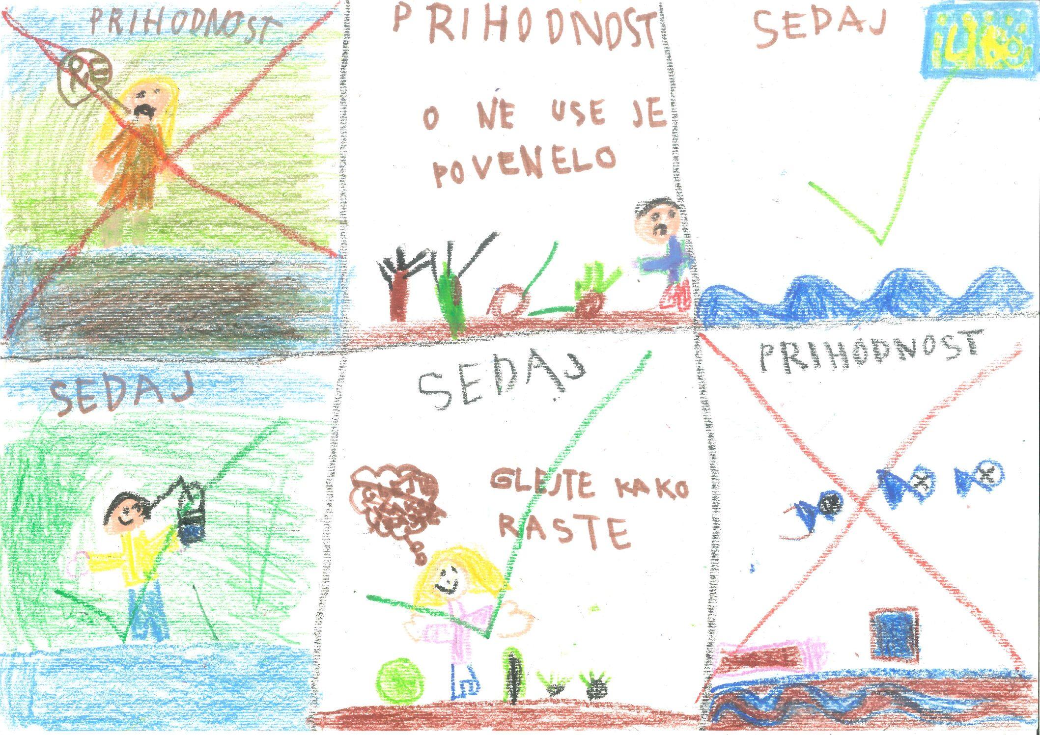 Neža Selak in Tinkara Ucman: Očistimo naravo