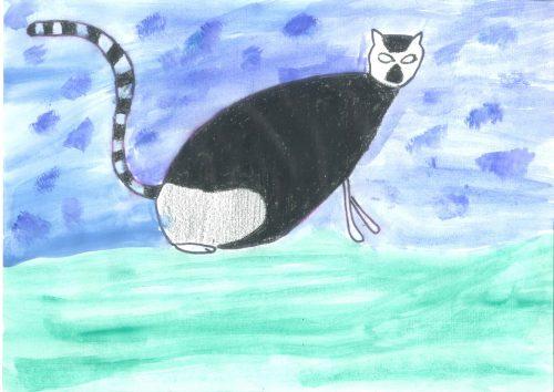 Neža Dobnik: Lemur