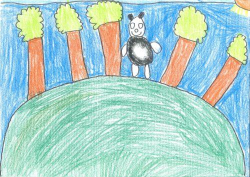 Neja Romšak: Če bi bila panda