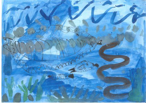 Nika Urh: Ribe