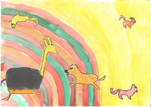 Rok Zajec: Živalski ples