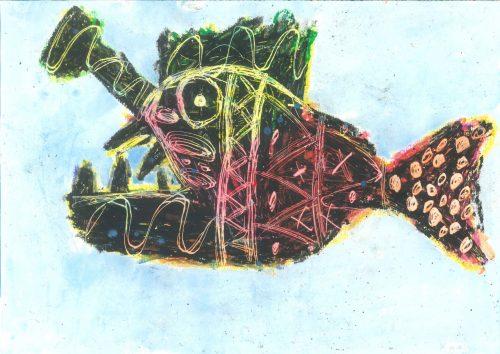 Val Tratnik: Riba z lučko