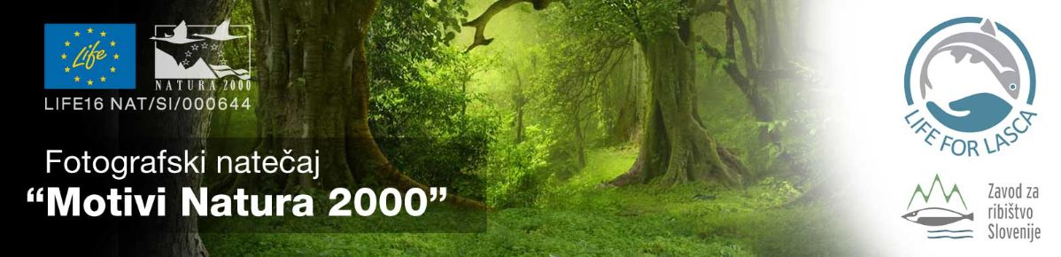 "Fotografski natečaj ""Motivi Natura 2000"""
